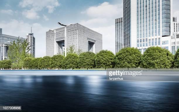 professional use auto advertising backplate - nanjing road stockfoto's en -beelden