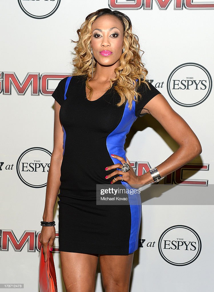 Volleyball player Kim Glass attends ESPN Presents BODY At
