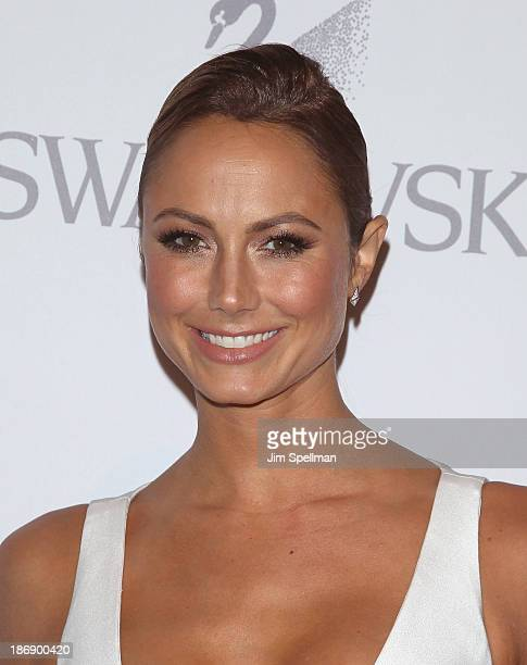 Professional Wrestler Stacy Keibler attends the 17th annual ACE Awards at Cipriani 42nd Street on November 4 2013 in New York City