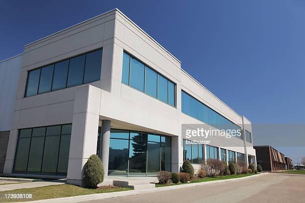 Professionnal Fachada de edificio de oficinas