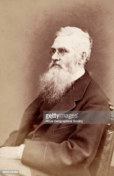 Professor Alfred Russel Wallace There is no official date for this image 1900