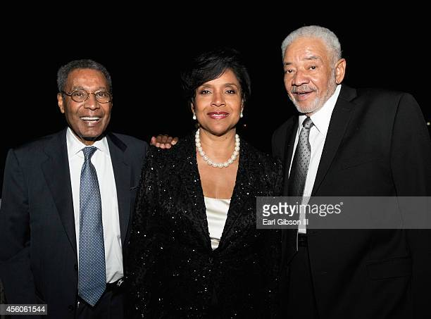 Professor Alvin Poussaint Actress Phylicia Rashad and Singer/Songwriter Bill Withers are honored at the CBC Spouses 17th Annual Celebration of...