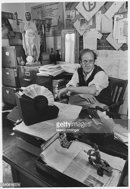 Professor and Author Melvin Jules Bukiet