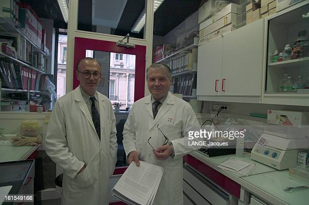 Professor Ara Hovanessian And His Team Of The Pasteur Institute Of Paris Have Discovered A Protease Called Cd 26 Which Could Block The Process Of...