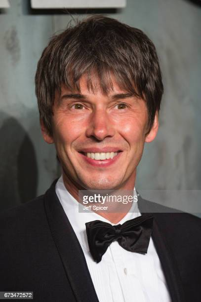 Professor Brian Cox attends the Lost In Space event to celebrate the 60th anniversary of the OMEGA Speedmaster which has been worn by every piloted...