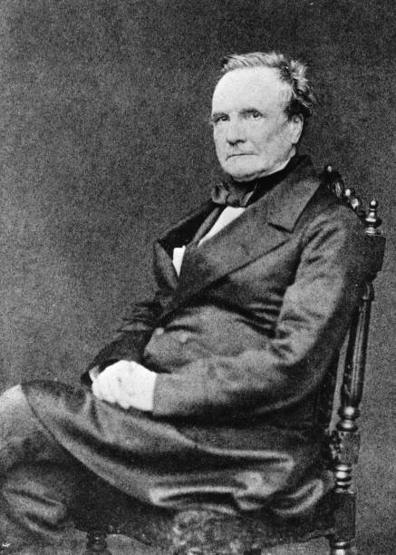 Professor Charles Babbage , mathematician and inventor...