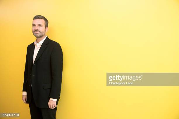 US professor David Carroll is photographed for The Observer Magazine on September 28 2017 in New York City PUBLISHED IMAGE