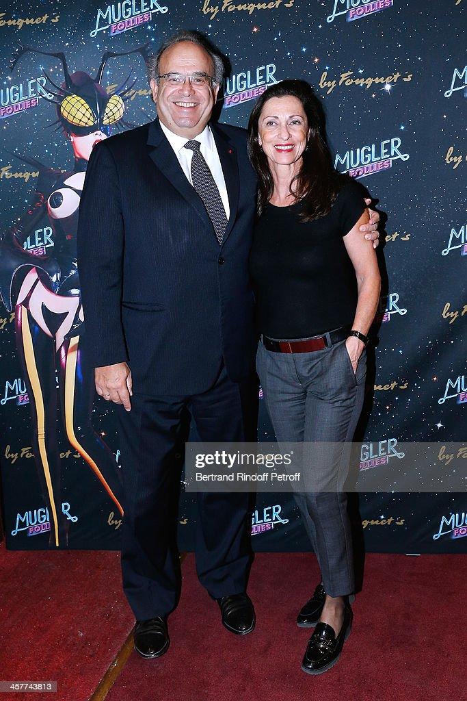 """Mugler Follies"" Paris New Variety Show - Premiere"