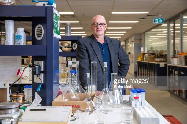 Professor Edward Holmes, a virologist at the University of NSW, is the first person to have published the coronavirus genome sequence, October 26,...