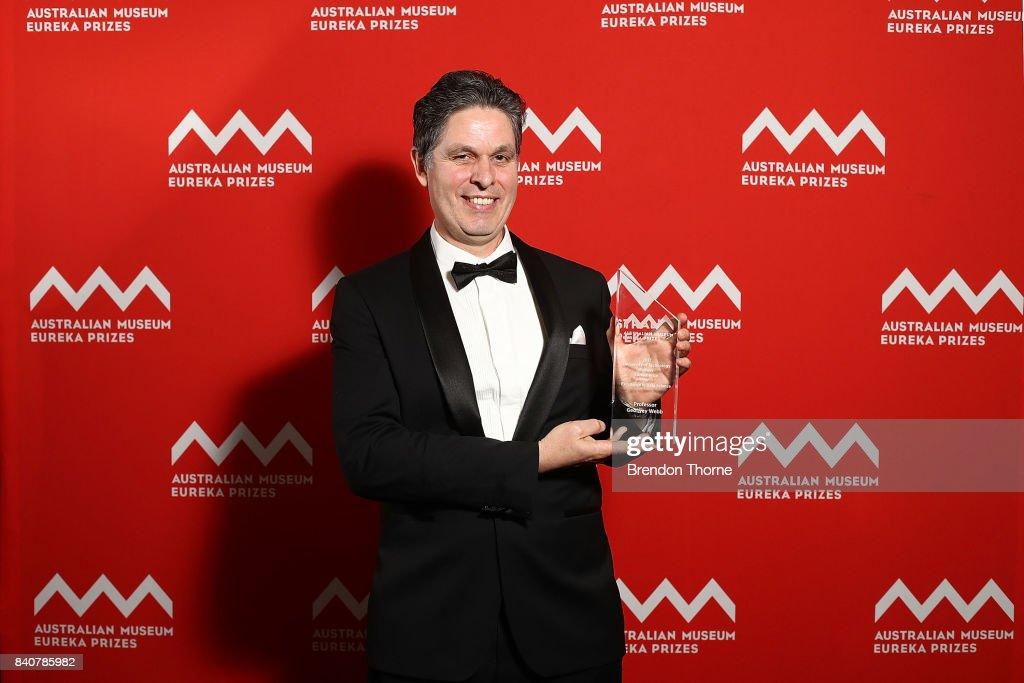 Australian Museum Eureka Prizes 2017 : News Photo