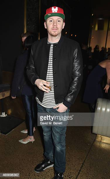 Professor Green attends a party hosted by Instagram's Kevin Systrom and Jamie Oliver This is their second annual private party taking place at...