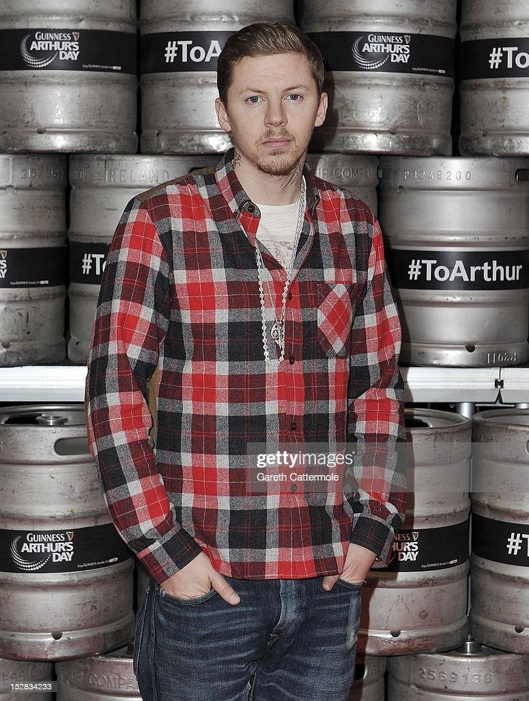 Guinness Celebrates Arthur's Day