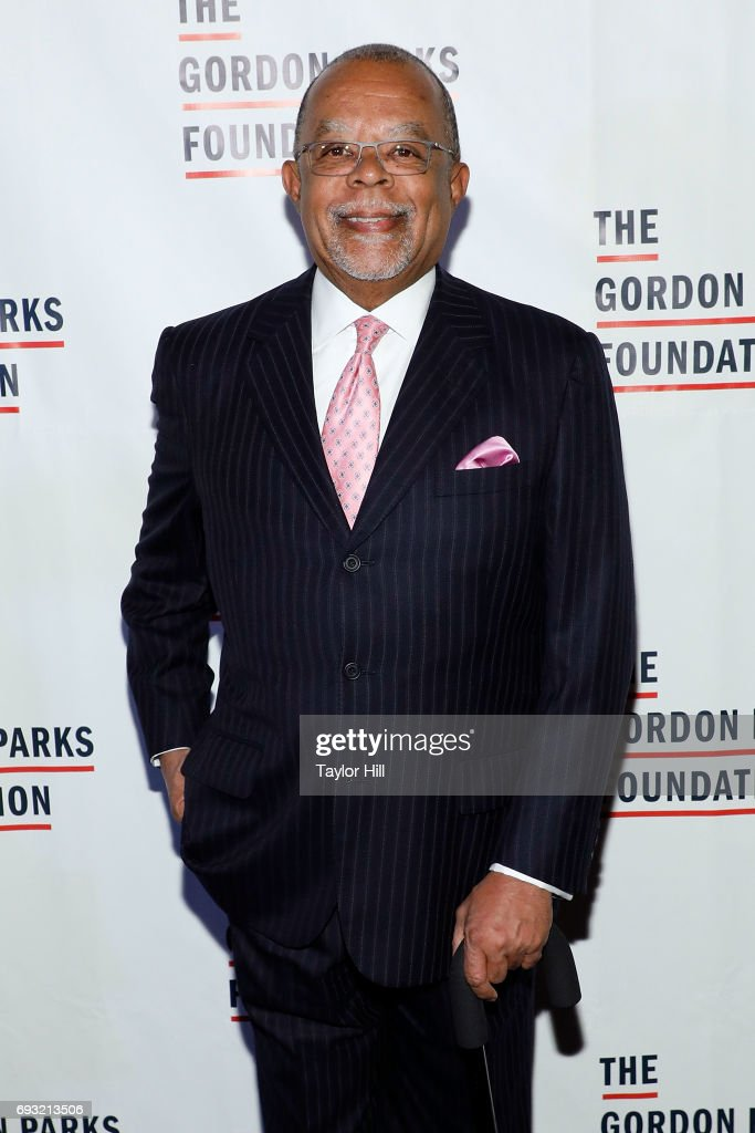 Professor Henry Louis Gates Jr. attends the 2016 Gordon Parks Foundation Annual Gala at Cipriani 42nd Street on June 6, 2017 in New York City.