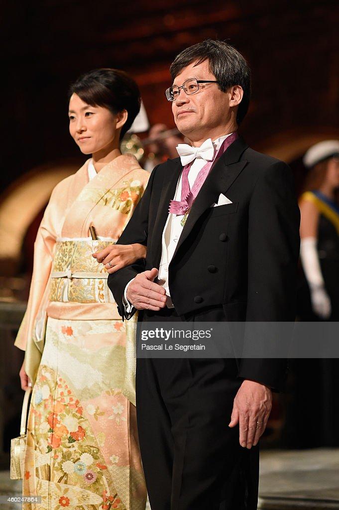Nobel Prize Banquet 2014, Stockholm