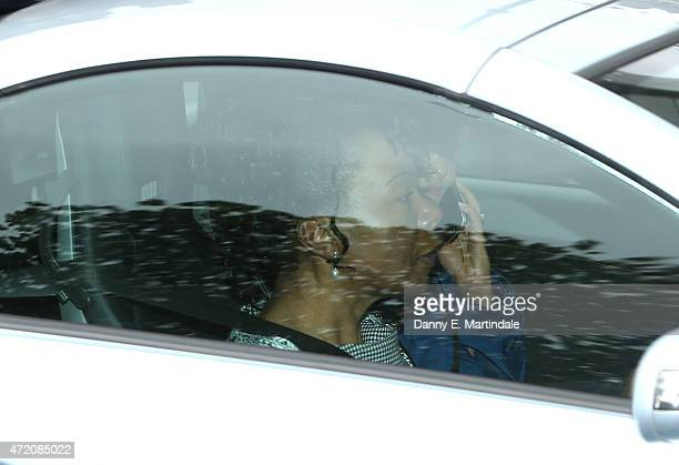 Professor Jacqueline DunkleyBent director of midwifery at Imperial College Healthcare NHS Trust arrive at Kensington Palace the day after the birth...
