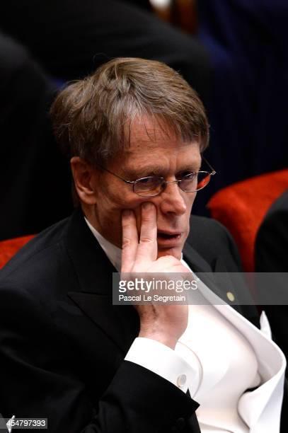 Professor Lars Peter Hansen, laureate of The Sveriges Riksbank Prize in Economic Sciences in Memory of Alfred Nobel attends the Nobel Prize Awards...