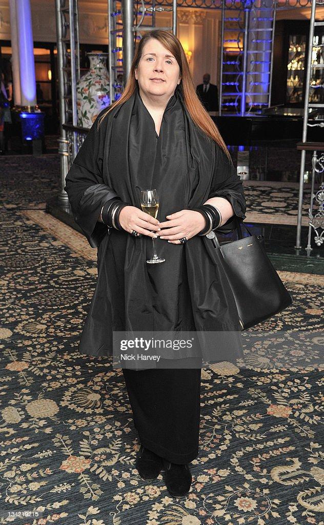 British Fashion Awards 2011 - Arrivals