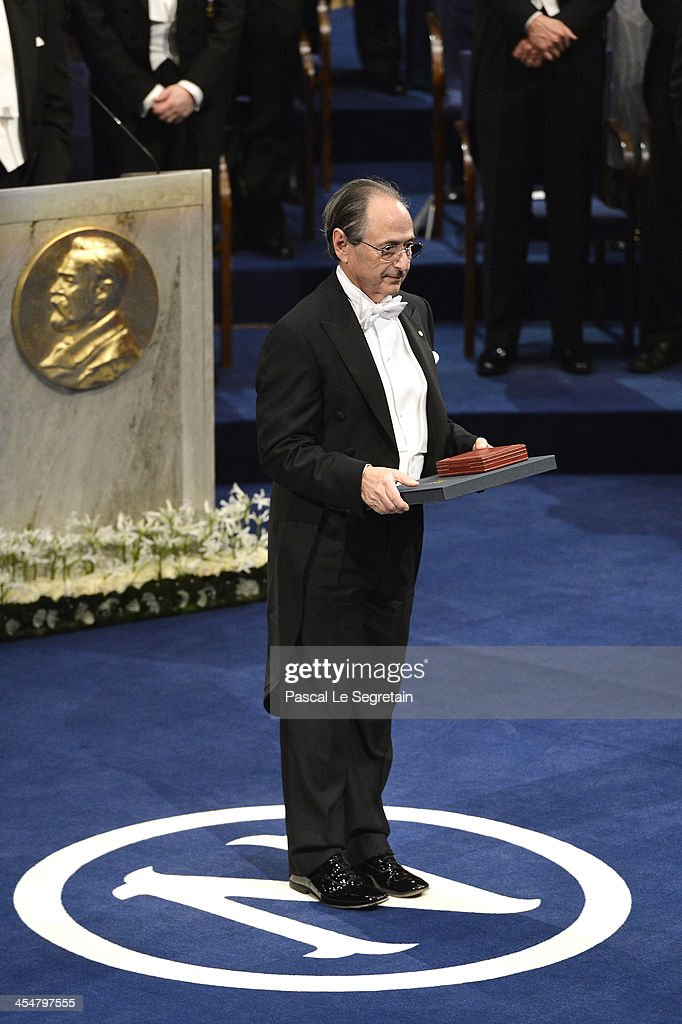 Nobel Prize Awards Ceremony, Stockholm : News Photo