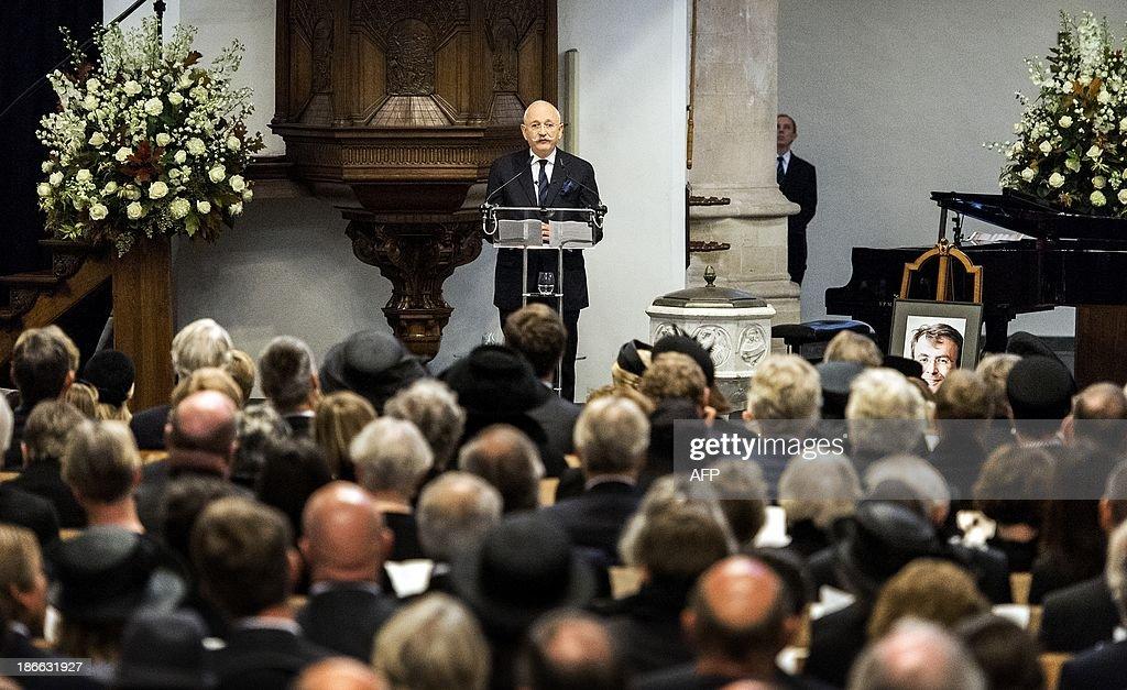 NETHERLANDS-ROYALS-MEMORIAL : Photo d'actualité