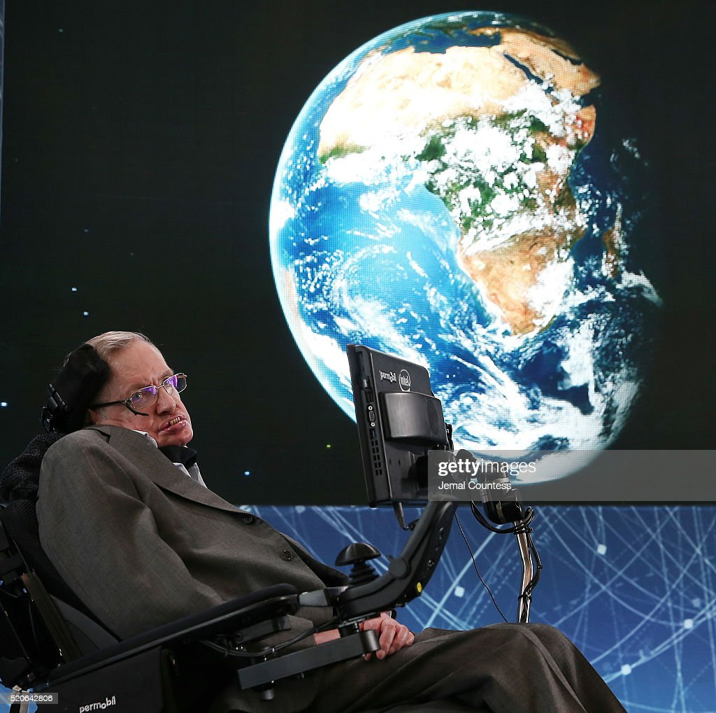 Groundbreaking Physicist Stephen Hawking Dies At 76