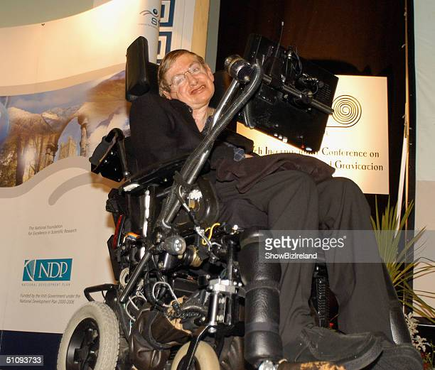Professor Stephen Hawking lost one of the most famous bets in scientific history when he rejected the 1975 black hole theory that helped make his...