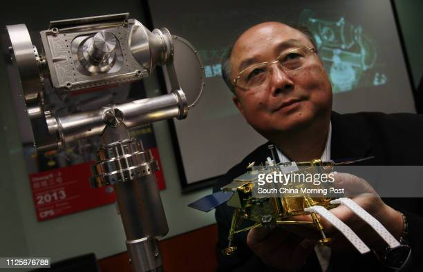 Professor Yung Kaileung Associate Head of Hong Kong Polytechnic University's Department of Industrial and System Engineering with The Camera Pointing...