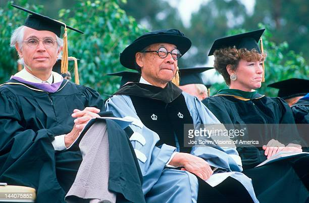 Ucla Cap And Gown Stock Photos And Pictures