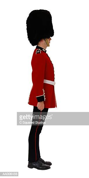 Profile of a Grenadier Guard