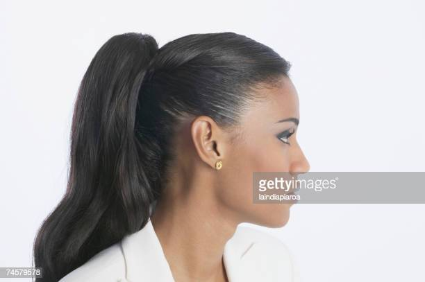 Profile of African businesswoman