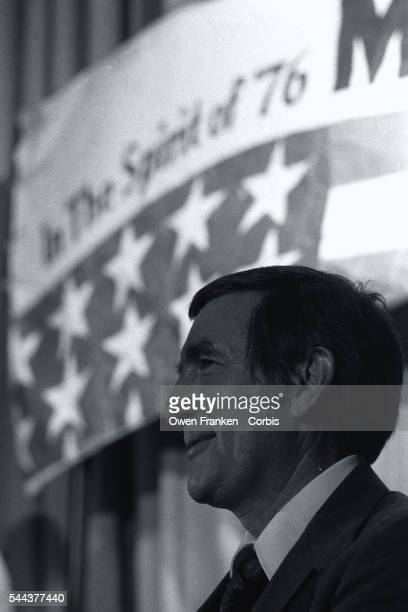 Profile of Democratic Presidential Candidate Morris Udall