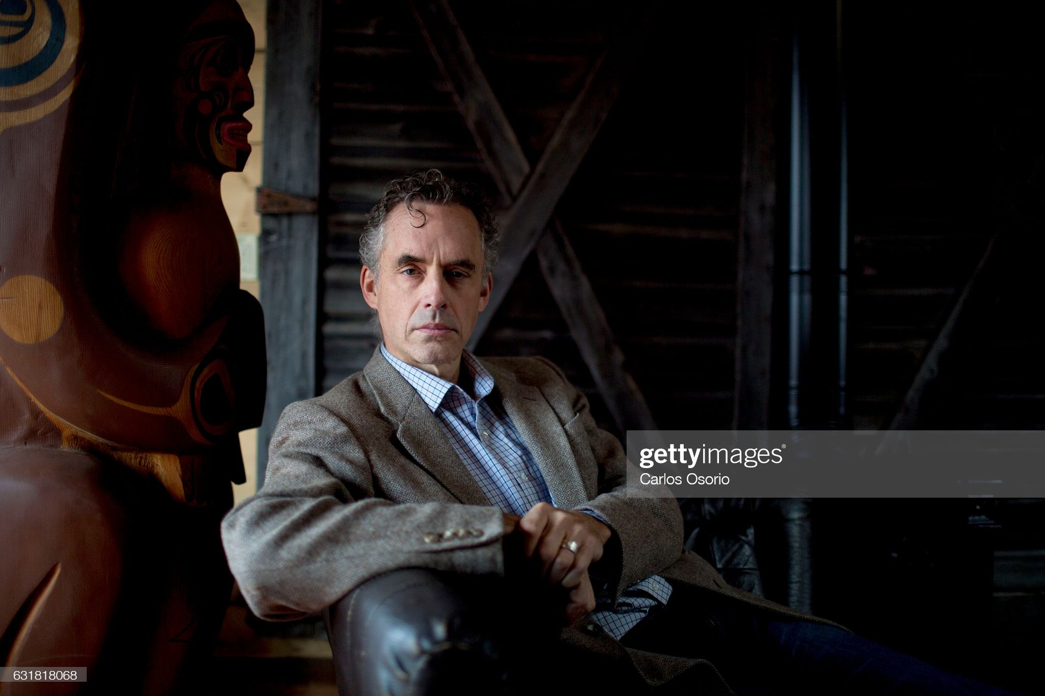 Jordan Peterson : News Photo