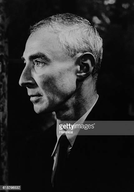 Profile of Physicist J Robert Oppenheimer