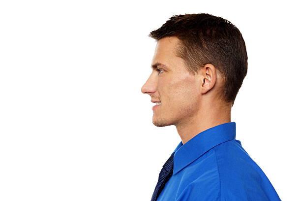 profile of a person