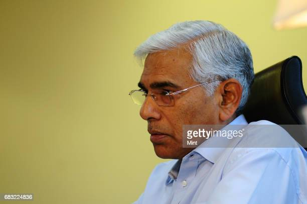 Profile shoot of Vinod Rai Comptroller and Auditor General of India