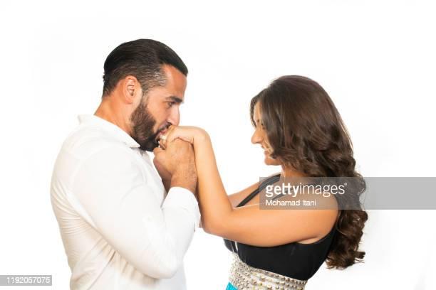 Woman why man hand kiss Hand Kissing