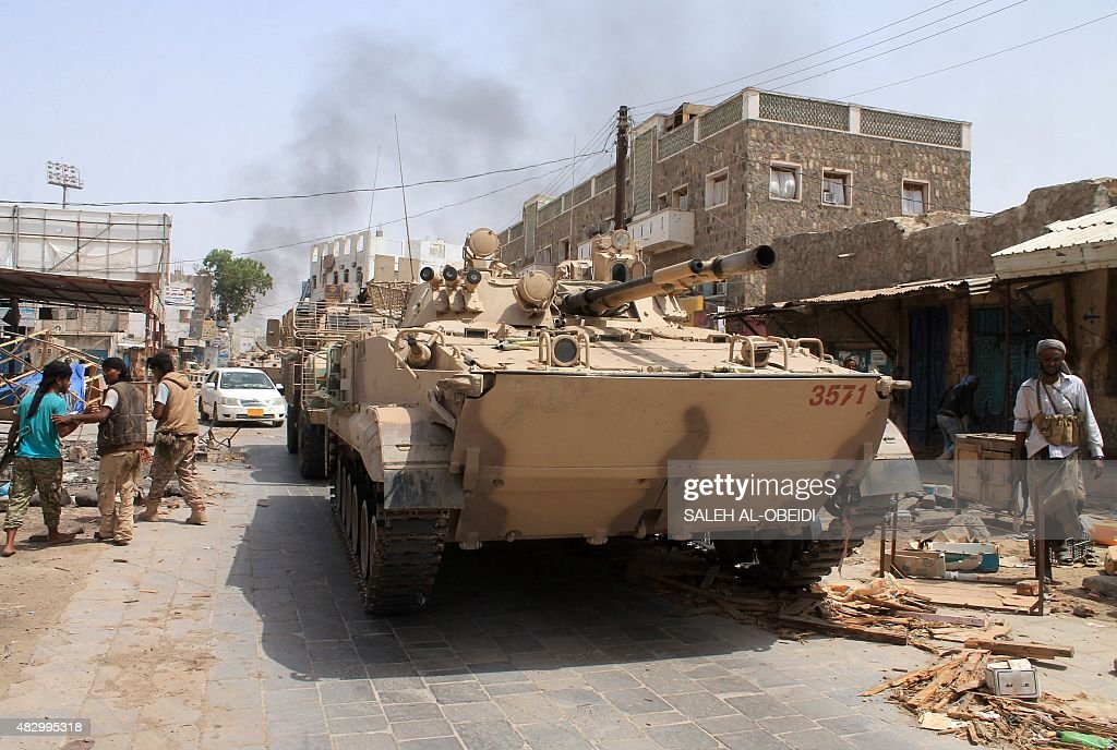 YEMEN-CONFLICT : Foto di attualità