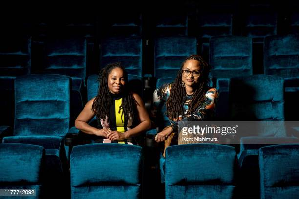 CA: Mercedes Cooper and Ava DuVernay, Los Angeles Times, October 3, 2019