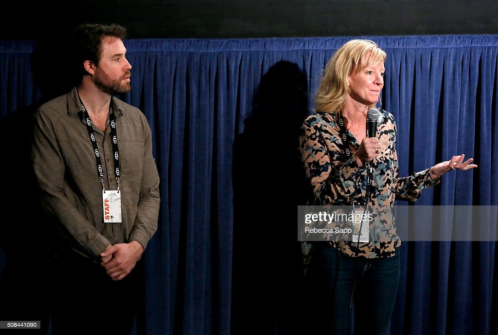 The 31st Santa Barbara International Film Festival - General Events - Day 1 : News Photo