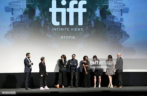 TIFF programmer Michael Lerman Jill Soloway Actress Gaby Hoffmann Actor Jay Duplass Actress Alexandra Grey Actress Kathryn Hahn Actress Amy Landecker...