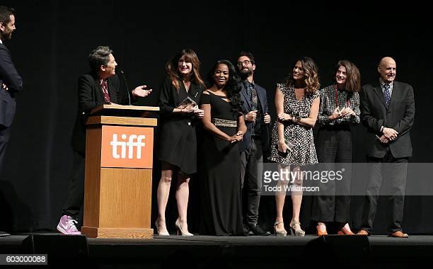TIFF programmer Michael Lerman Jill Soloway Actress Kathryn Hahn Actress Alexandra Grey Actor Jay Duplass Actress Amy Landecker Actress Gaby Hoffmann...