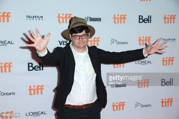 TIFF programmer Peter Kuplowsky attends The Disaster Artist premiere during the 2017 Toronto International Film Festival at Ryerson Theatre on...