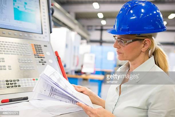Programme eine CNC Machine