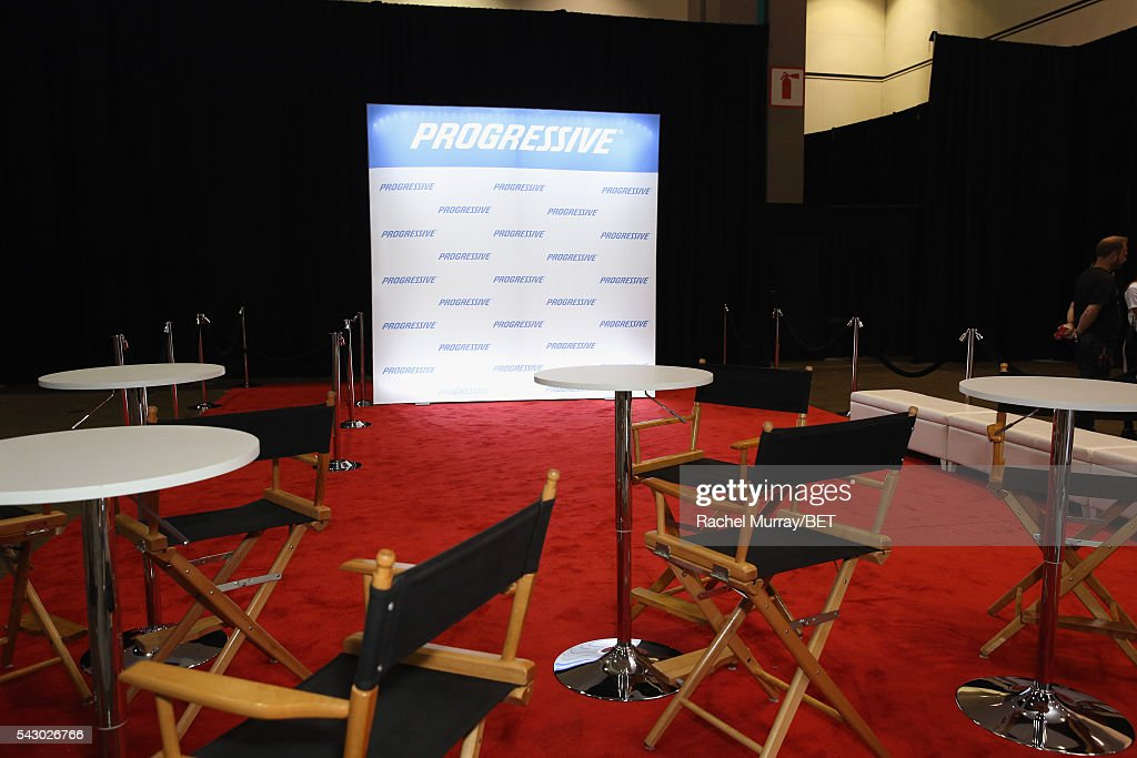 CA: 2016 BET Experience - STYLE SALON presented by Progressive