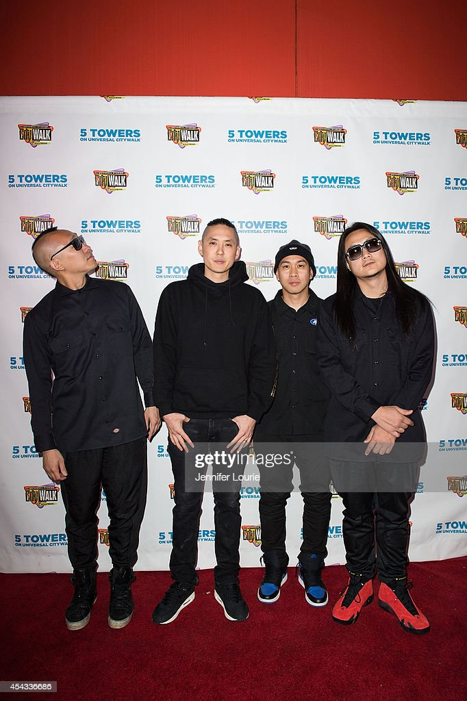 "Universal CityWalk's Free Summer ""Music Spotlight Series"" Featuring Far East Movement"