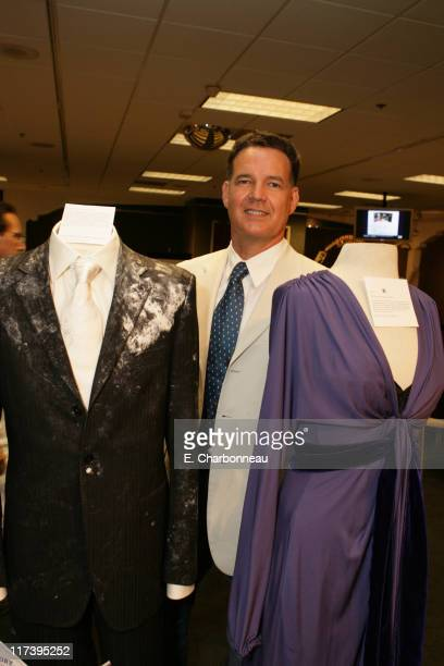 Project Angel Food's John Gile during Hollywood 100 Auction Benefiting Project Angel Food at Bonhams and Butterfields in Hollywood, California,...