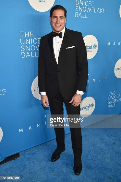 Project Chair Jaime Jimenez attends 13th Annual UNICEF Snowflake Ball 2017 at Cipriani Wall Street on November 28 2017 in New York City
