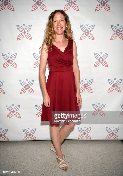 Project Heal honoree and author Jenni Schaefer arrives at Project Heal's 4th Annual Gala at Private Residence on September 7, 2018 in West Hollywood,...