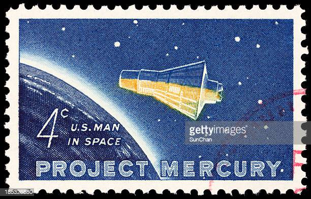 usa project mercury - mercury planet stock pictures, royalty-free photos & images
