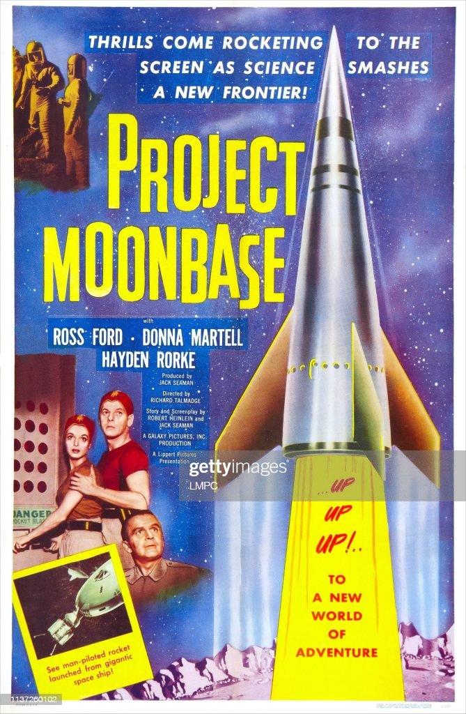 Project Moon Base : News Photo