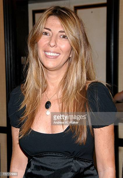 Project Runway and Elle Magazine's Nina Garcia attends a Moschino dinner at Bergdorf Goodman hosted by Alexis Bryan Nina Garcia Ginnifer Goodwin and...